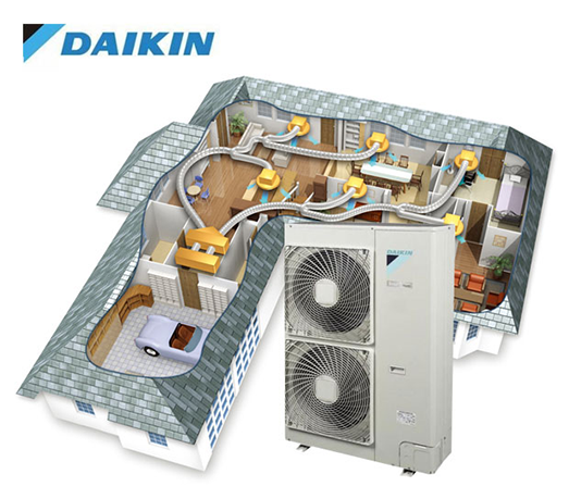 daikin reverse cycle air conditioning