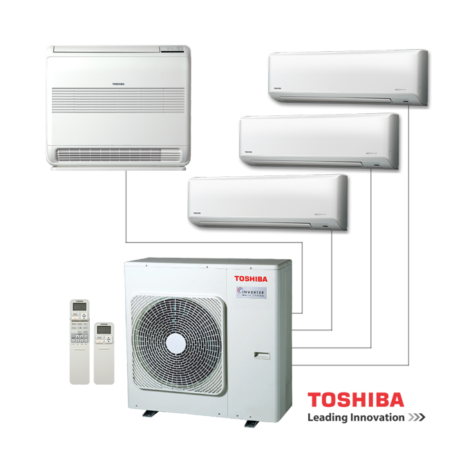 toshiba Multi Split Air